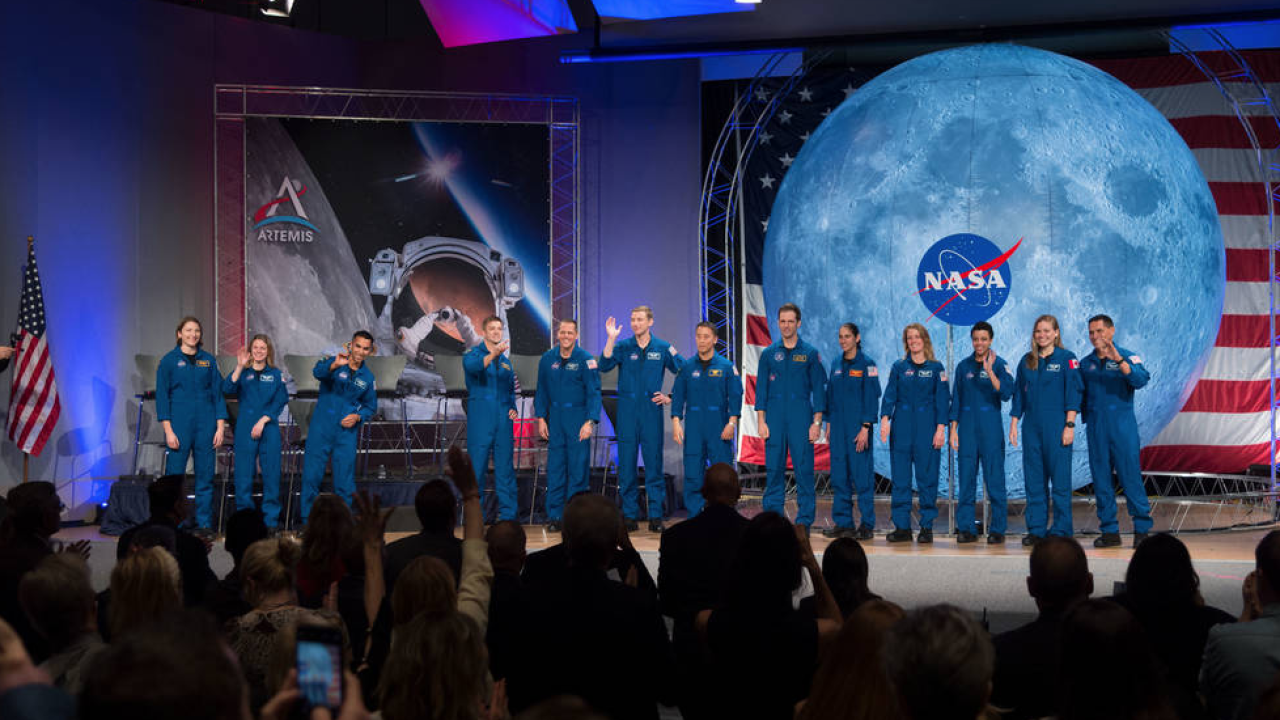 Williamsburg woman becomes one of NASA's newest astronaut