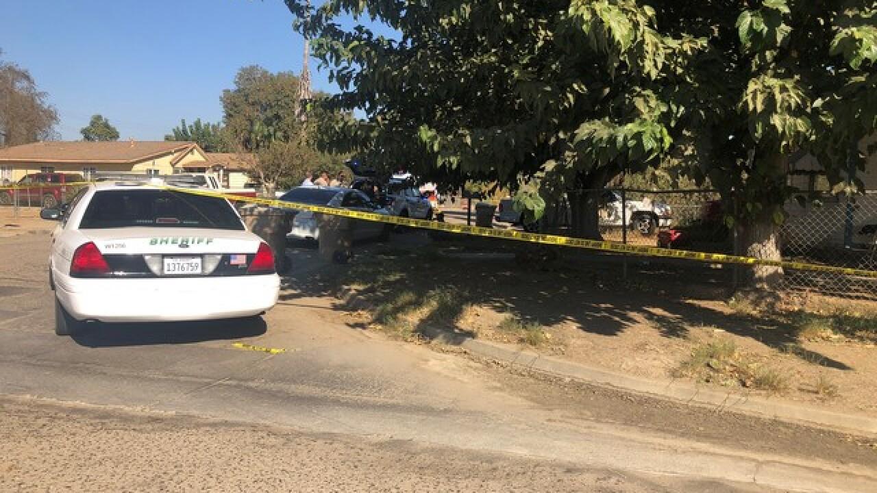 KCSO investigating homicide in Lamont