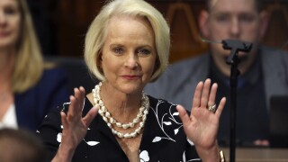 Cindy McCain joins Biden's transition advisory board