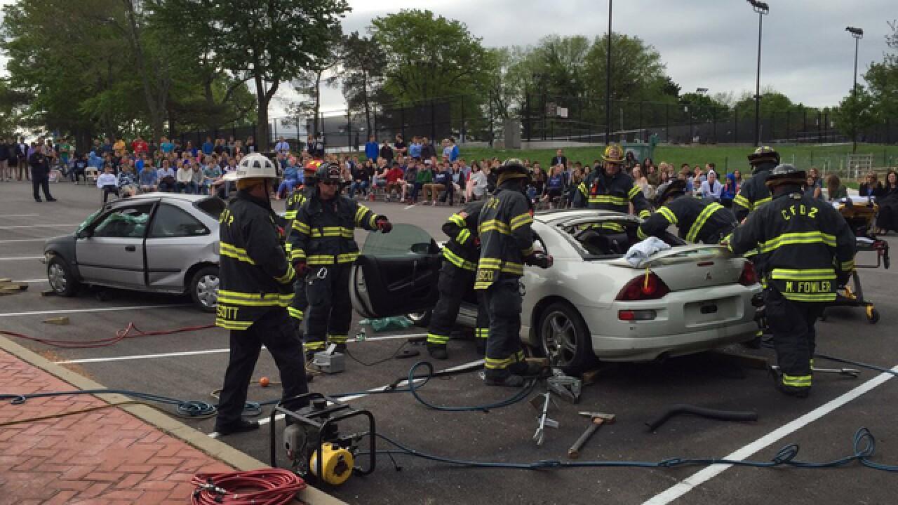 Operation Prom Crash at Shawnee Mission East HS