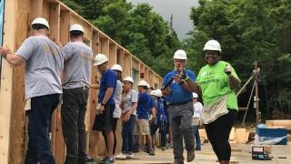 Habitat Build Seeking Volunteers Tuesday