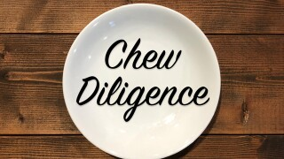 Chew Diligence: Fermentation of a different kind