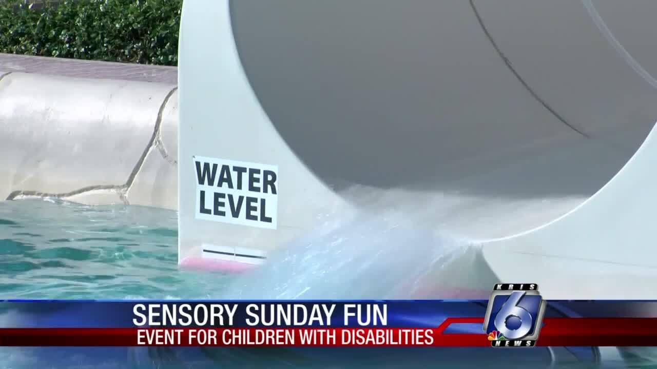 Hurricane Alley hosts final Sensory Sunday of season