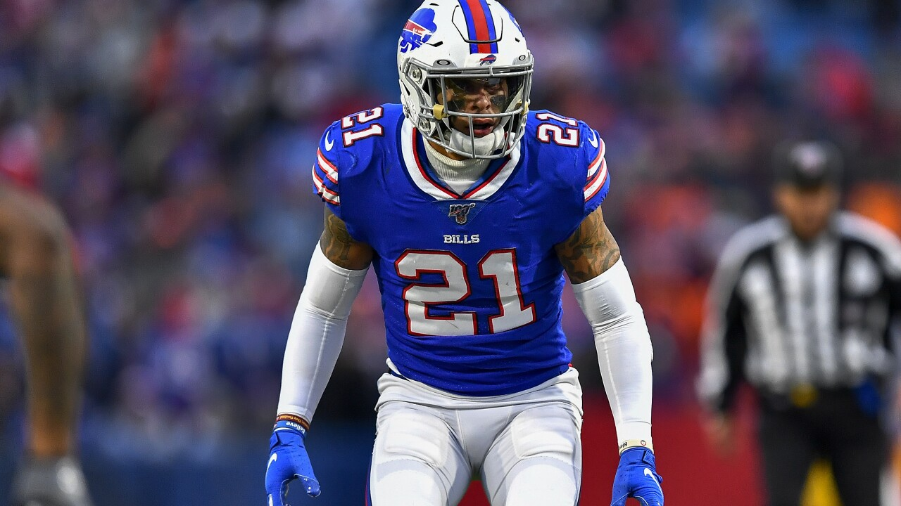 Jordan Poyer vs. Broncos