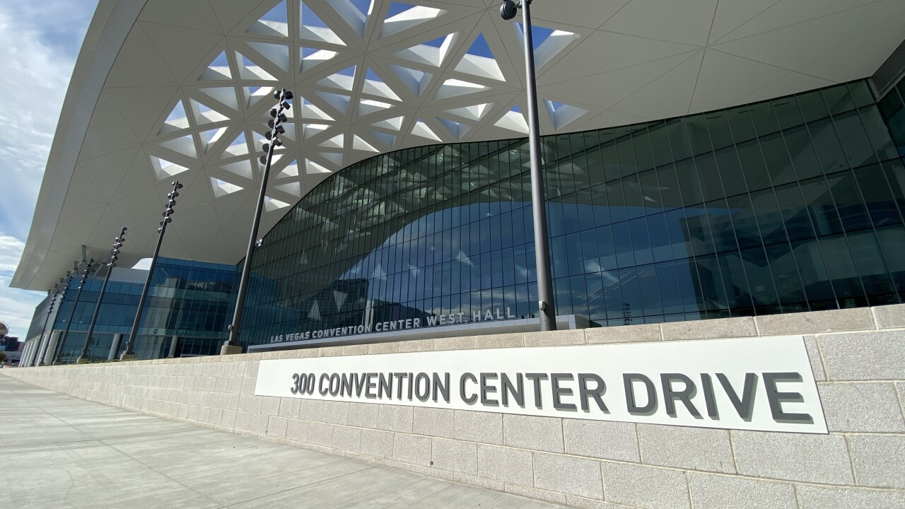 The Las Vegas Convention Center West Hall expansion totaled $989 million dollars and spans 1.4 million square feet of space.
