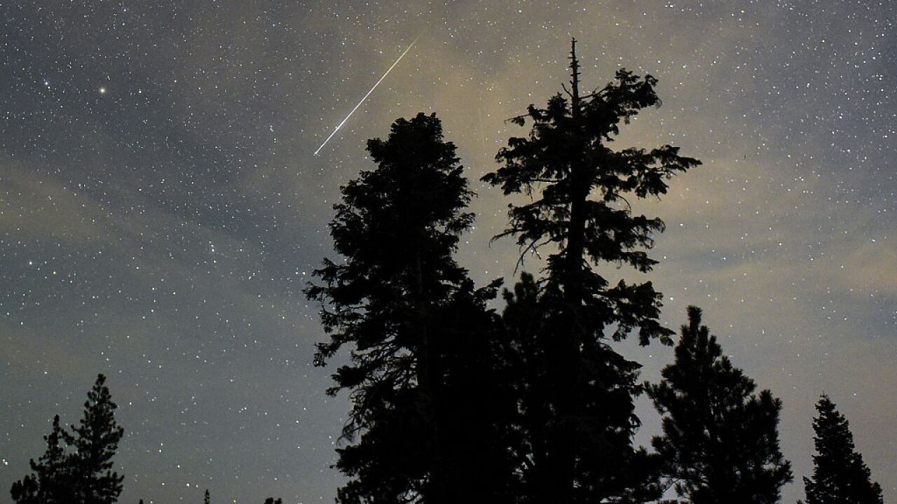 When to look up for the Lyrid meteor shower