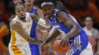 Memphis Tennessee Basketball