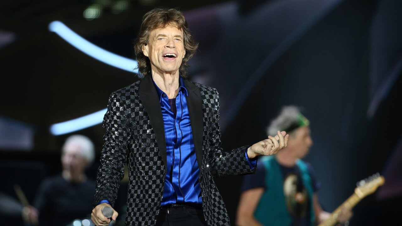Mick Jagger doing well after heart valve replacement
