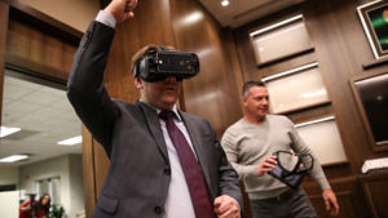 Can Virtual Reality Make the World More Empathetic?