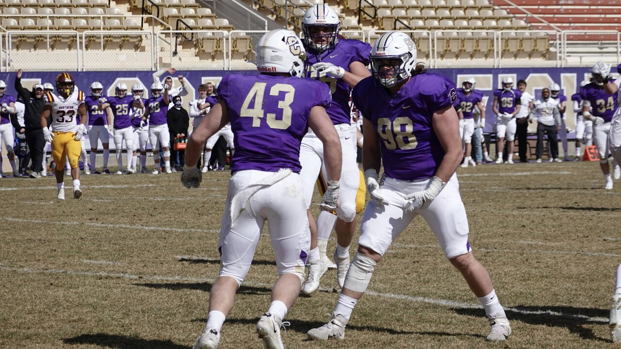 Carroll College Football steamrolls MSU-Northern in spring football home-opener