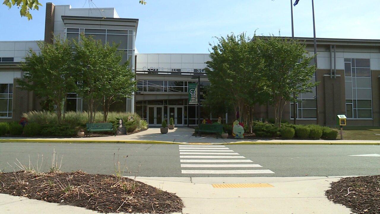 Clover Hill High School