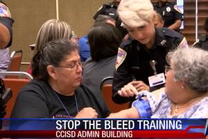 """""""Stop the Bleed"""" training"""