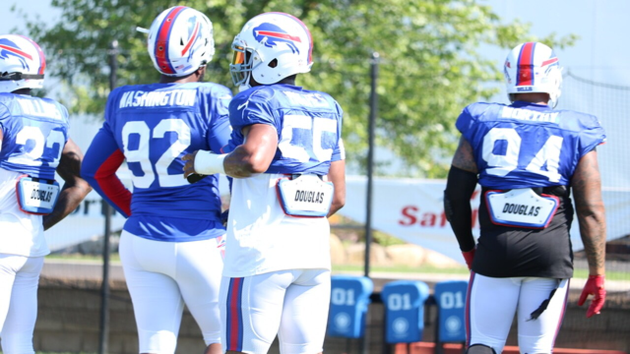 Bills Training Camp Photo Gallery: Day 5 (8/4)