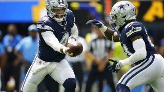 Cowboys-Patriots Preview Football