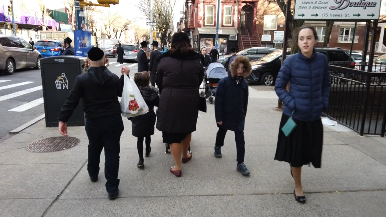 New York's ultra-Orthodox Jewish population struggle with measles in their close-knit community