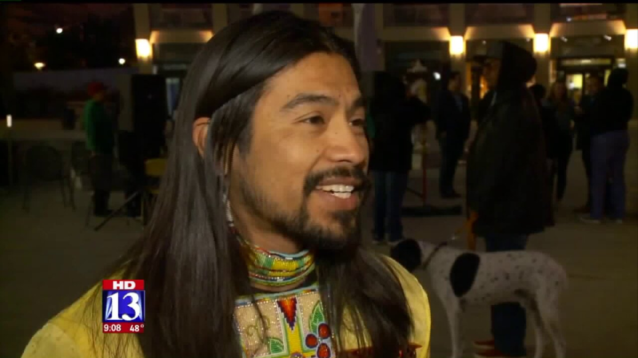 Community comes together to celebrate Indigenous Peoples'Day