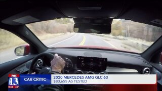 Car Critic: Sporty driving withdata