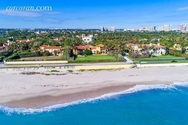 Dream home: 14,318-square-foot oceanfront home with 7 beds, 10 baths on market for $25,500,000