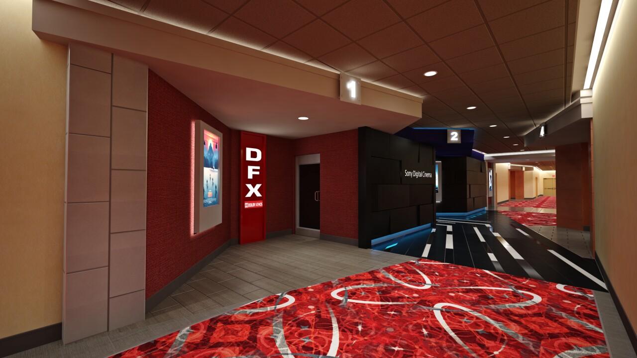 Las Vegas Largest Movie Screen Is Opening This Weekend