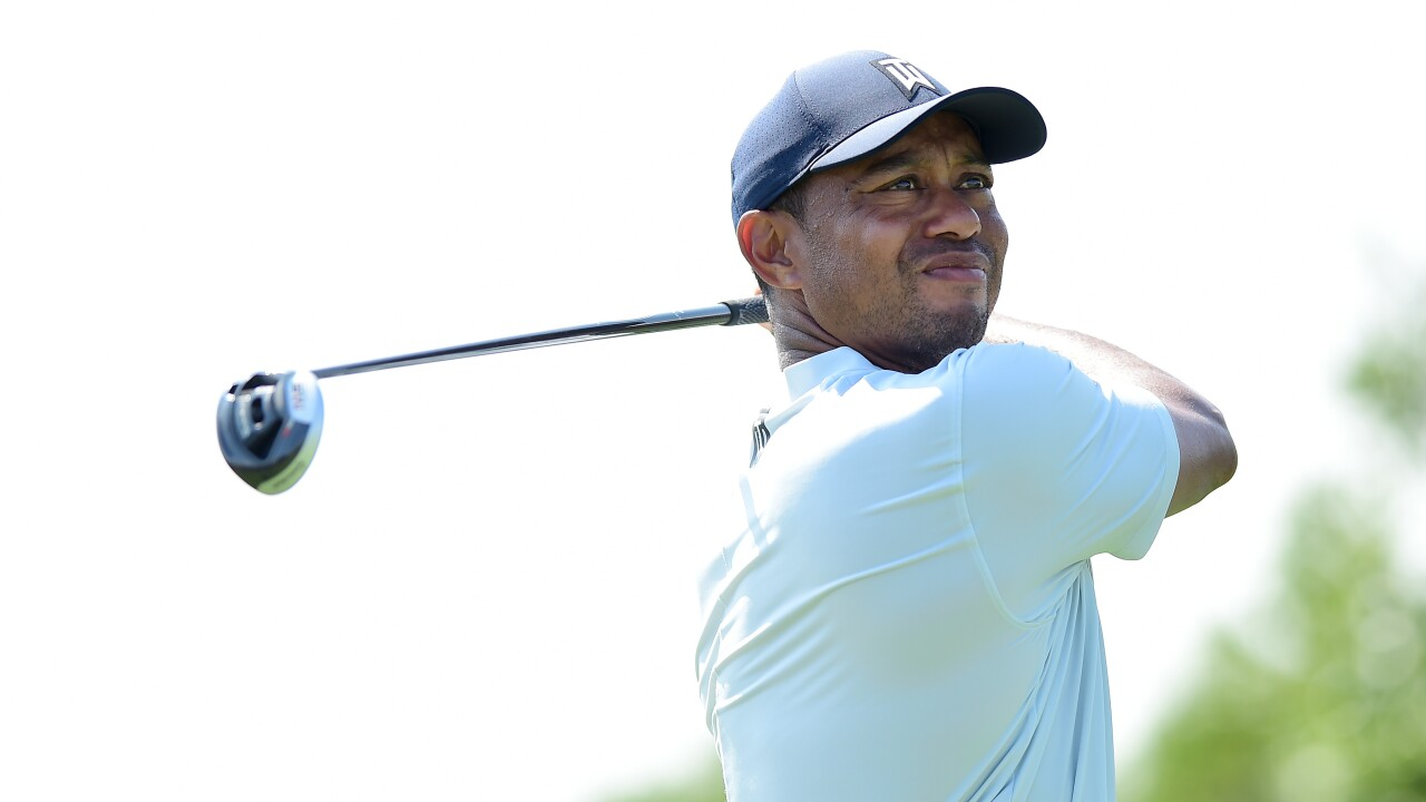 Tiger_Woods_The Northern Trust - Round One