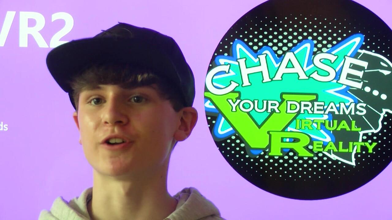 Chase Morgan