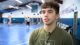 "Havre wrestler Martin Wilkie: ""Be comfortable being uncomfortable"""