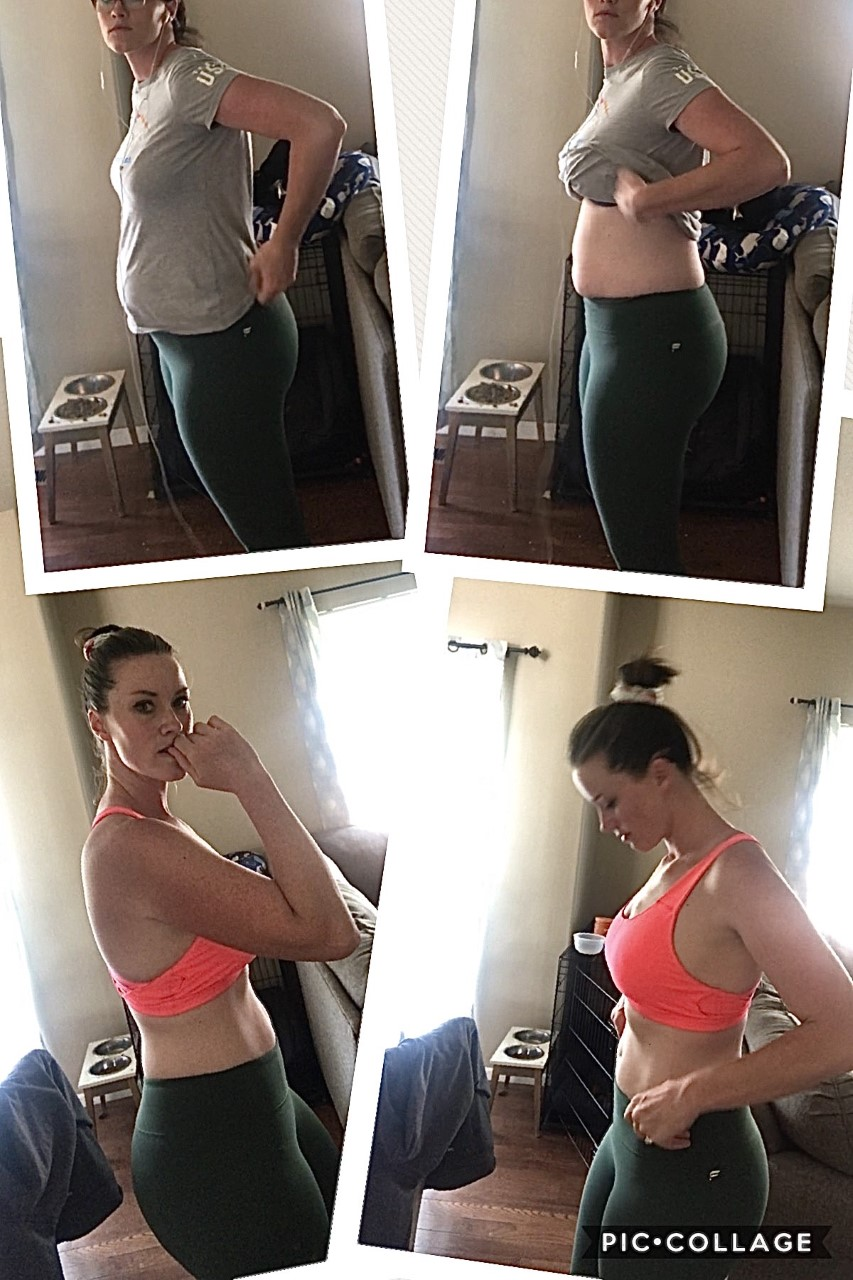Brie and Baby Three: Workout routine