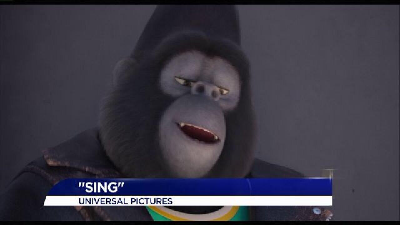 Blaine's Box Office:Sing
