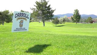 Carroll College appreciation golf scramble