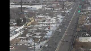 I-70 Central Time lapse