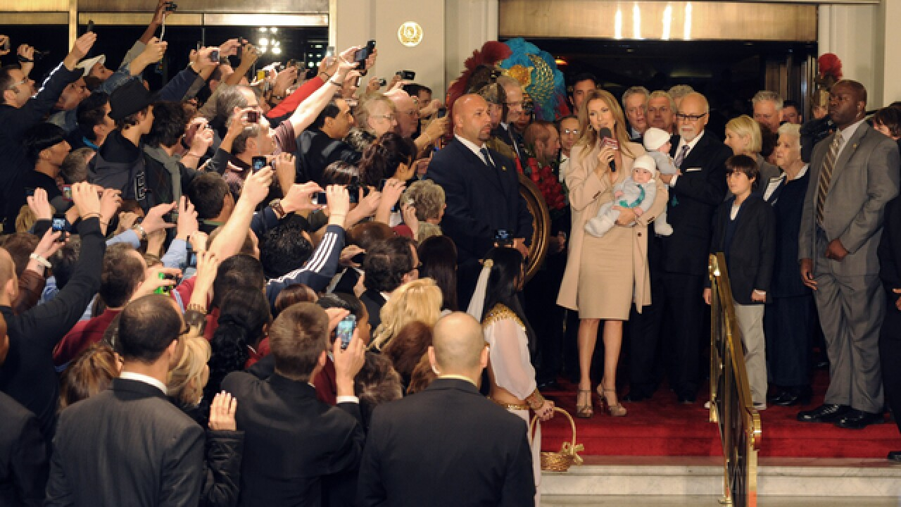 Celine Dion's husband has died