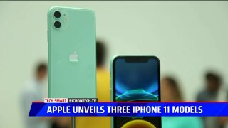 Tech Smart: A look at new Apple products announced this week