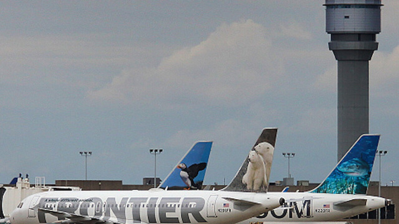 Frontier pilots to demonstrate in Denver amid pay fight