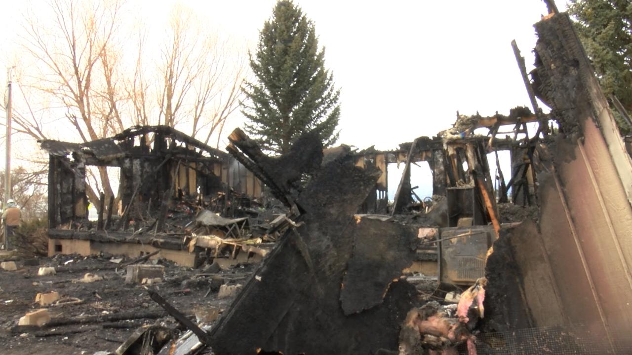 Stevensville Fire