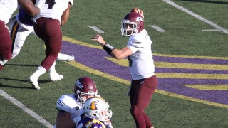 EKU QB McKinney Receives National Recognition