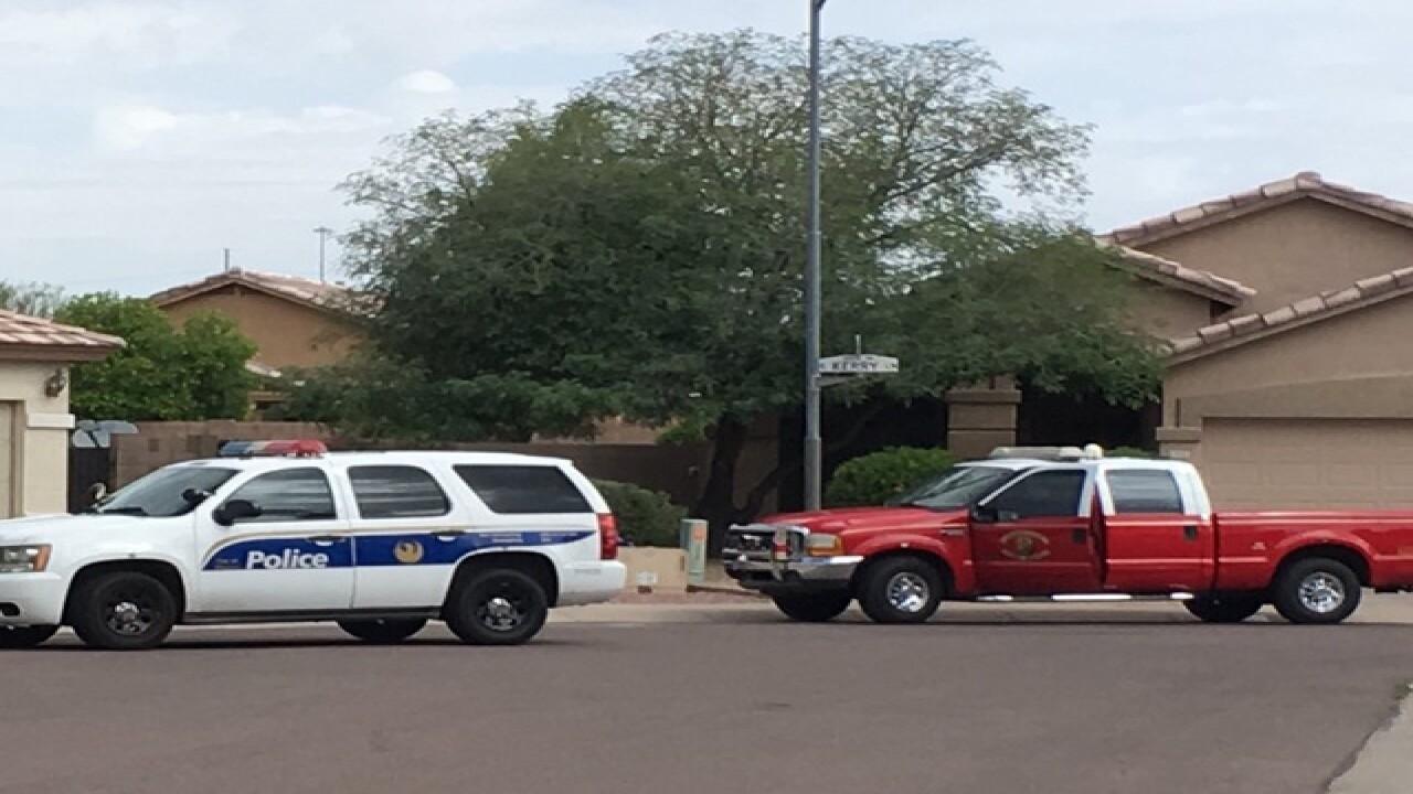 FD: Baby found in bucket of water in Phoenix