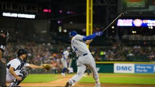 Kansas City Royals v Detroit Tigers Alex Gordon