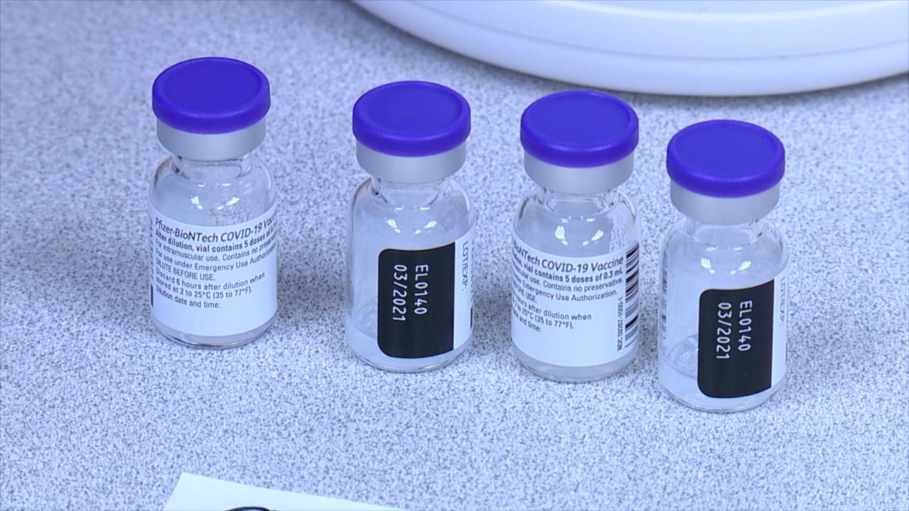 File of COVID-19 vaccine