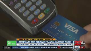 Credit Card Debt Can Make Financial Hardship Worse