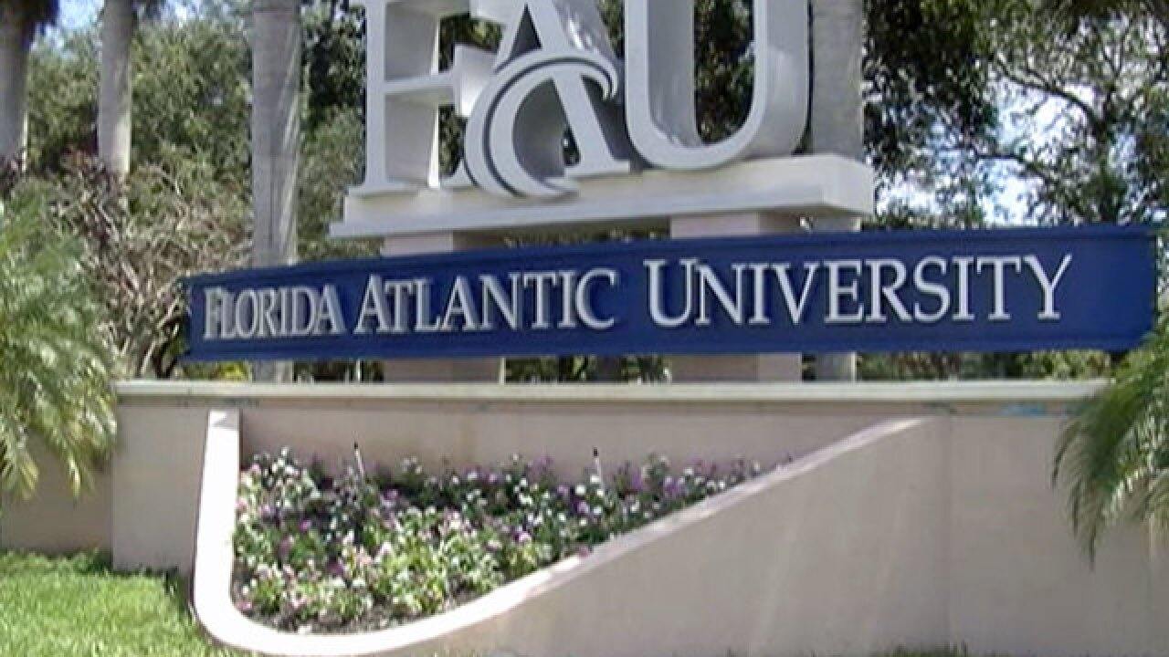 Florida Atlantic University reschedules canceled graduation ... on fau bookstore, fau tuition, fau faculty, fau directions, fau jupiter campus, fau campus life, fau campus tour, fau college, fau dorms, fau directons, fau football, fau wallpaper, fau mascot, fau innovation village, fau downtown campus, fau florida atlantic university science, roosevelt university chicago map, fau campus recreation,