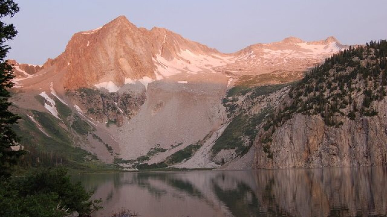 Colorado's Mountains: All 53 14'ers
