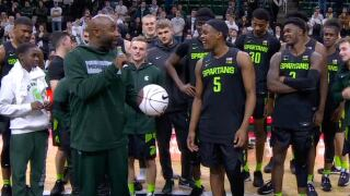 Cassius Winston sets new MSU, Big Ten assist record in win over Wisconsin