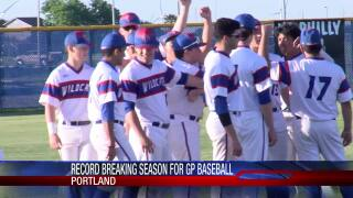 Sizzling Gregory-Portland baseball team intent on deep playoff run