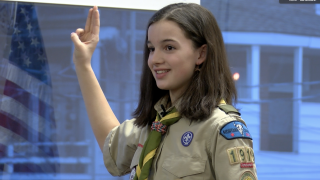 Missoula's all-girl Boy Scout troop celebrates one year