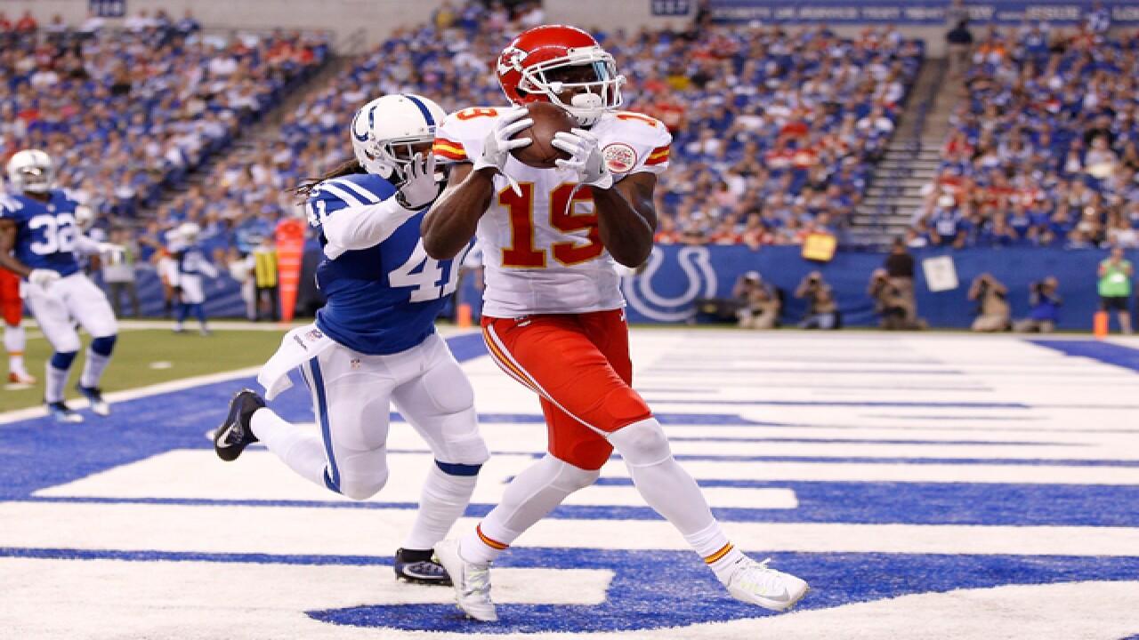 PHOTOS: Colts v Chiefs