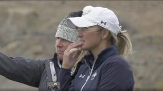 Kameryn Basye Montana State golf