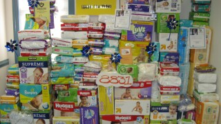 Chesterfield-Colonial Heights Families First Diaper Drive is underway