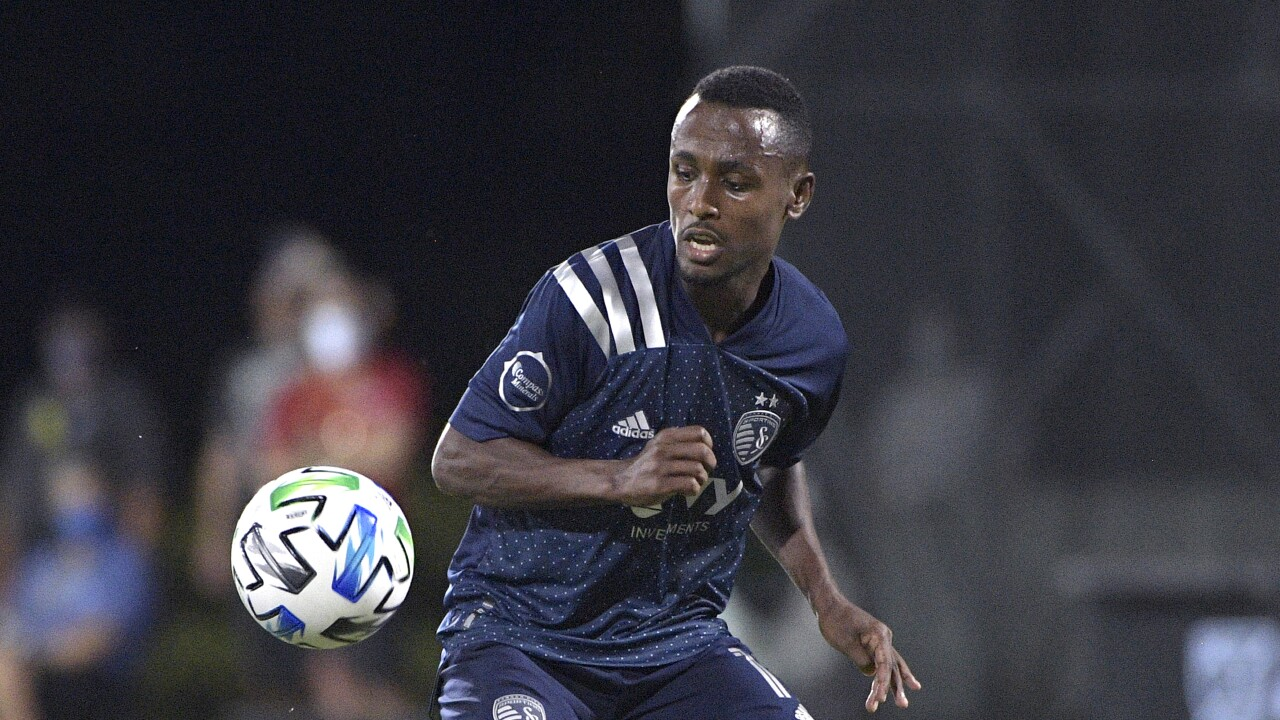 Gadi Kinda for Sporting KC
