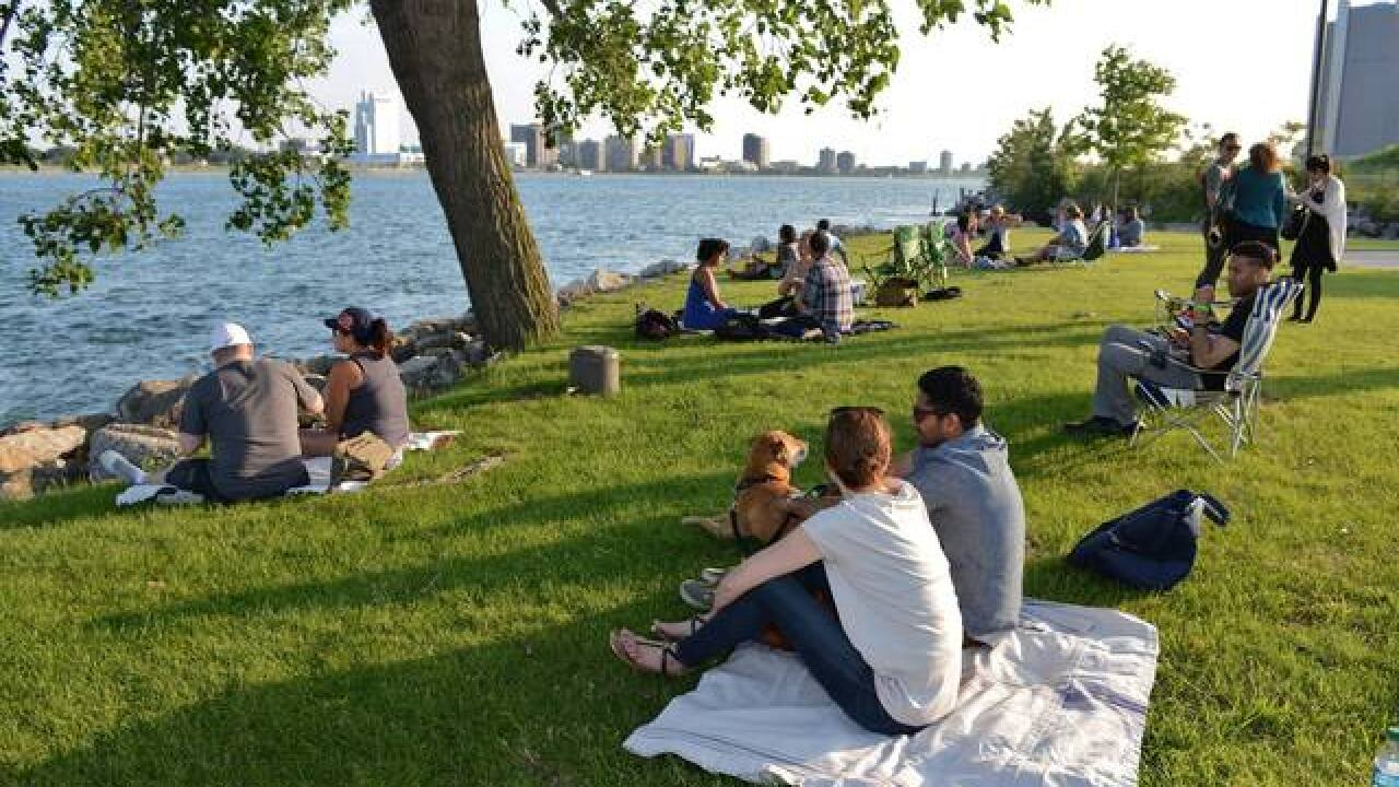 Fifth annual Light Up the Riverfront on June 17