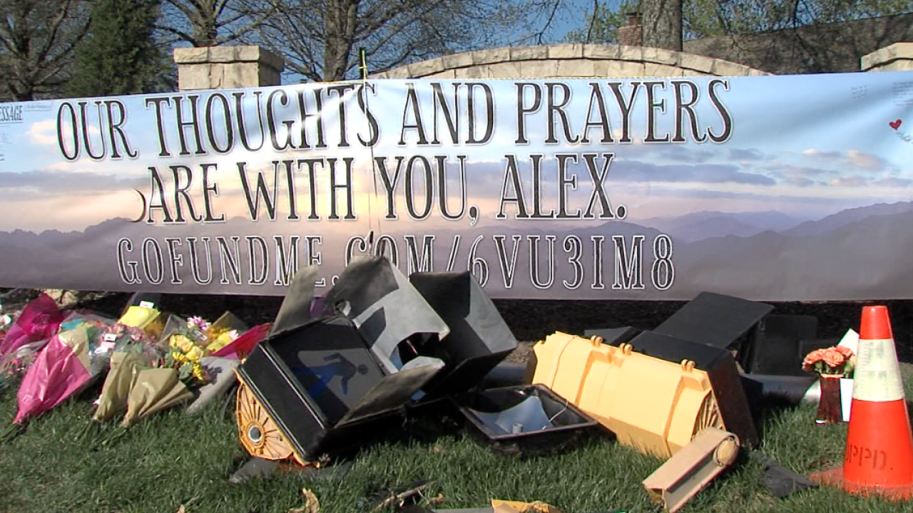 Alex Rumple memorial
